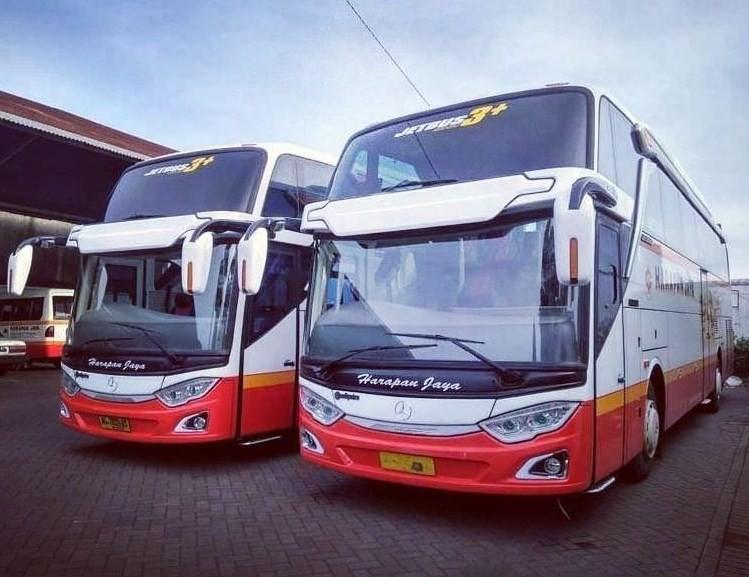 Tiket Bus Jakarta Blitar Harapan Jaya