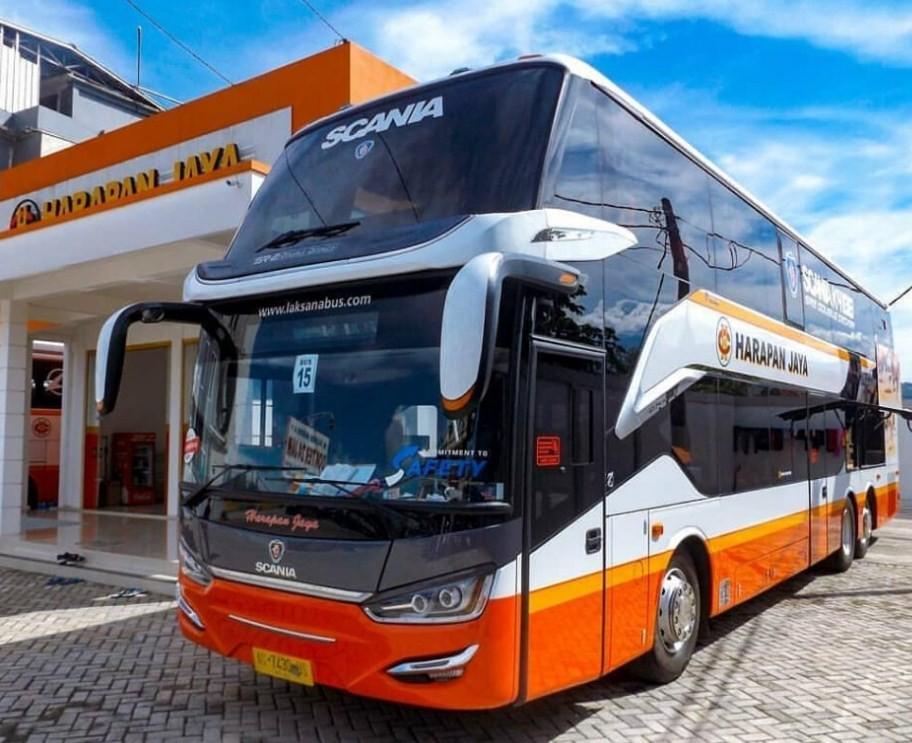 Tiket Bus Blitar Bekasi Harapan Jaya