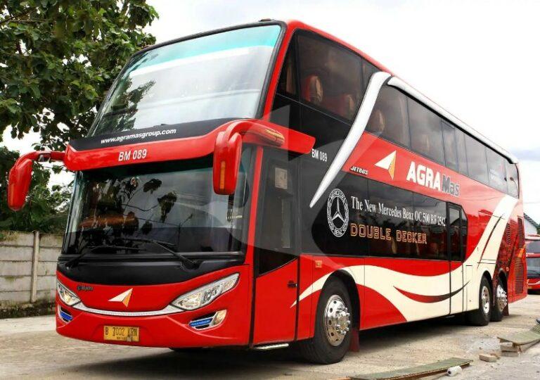 Jadwal + Harga Tiket Bus Jakarta Jogja Maret 2021 Semua PO