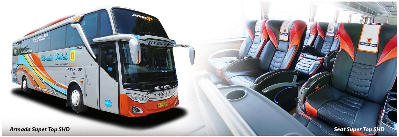 Tiket Bus Rosalia Indah